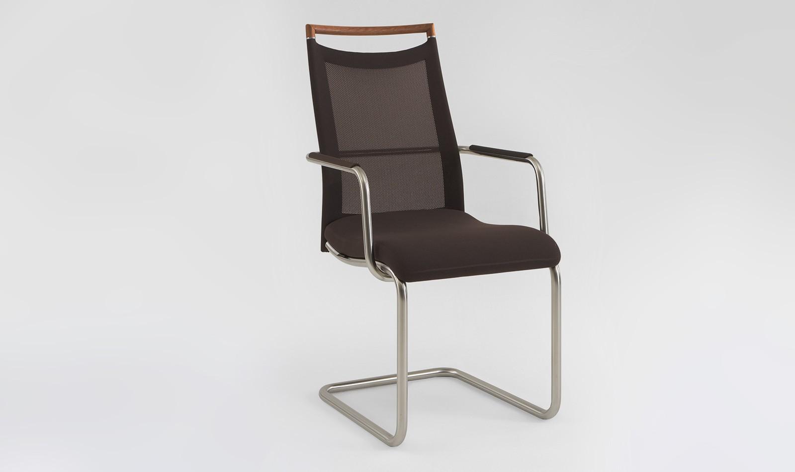 venjakob stuhl sessel joy 0486 16 tritex metall verchromt. Black Bedroom Furniture Sets. Home Design Ideas