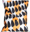 Sitzsack Magma BRAVA Big Bag Trigon orange 380l 001