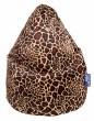 Sitzsack Magma AFRO Beanbag XL mittelbraun by Sitting Point 001