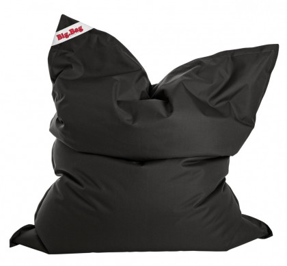 Sitzsack Magma BRAVA Big Bag schwarz 300l l by Sitting Point