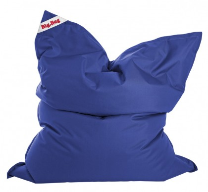 Sitzsack Magma BRAVA Big Bag dunkelblau 300l l by Sitting Point