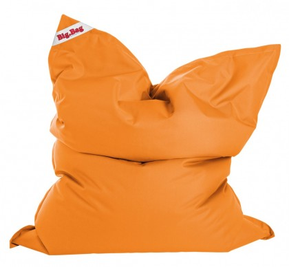 Sitzsack Magma BRAVA Big Bag orange 380l l by Sitting Point