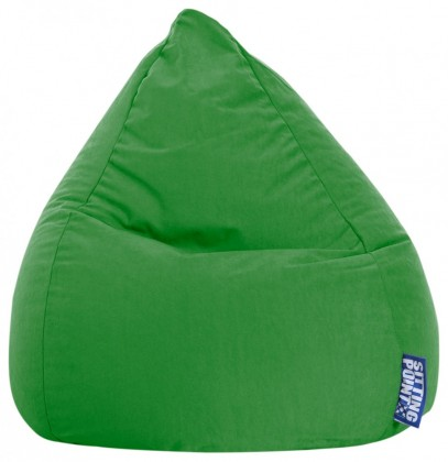 Sitzsack EASY Beanbag L gras 120 l Magma by Sitting Point