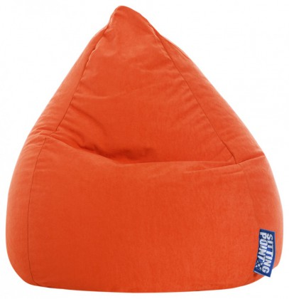 Sitzsack Magma EASY Beanbag L orange 120l
