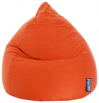 Sitzsack Magma EASY Beanbag XL orange 220l