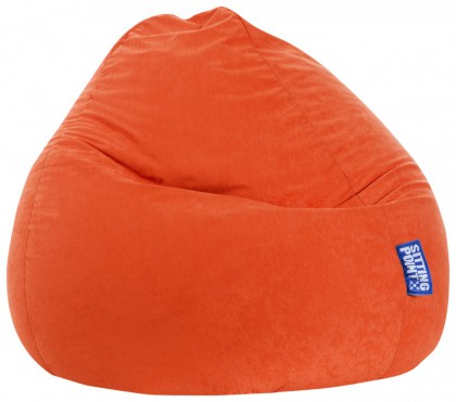 Sitzsack Magma EASY Beanbag XXL orange 300l