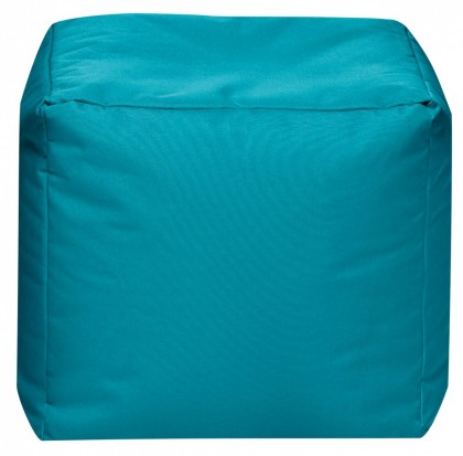 Sitzsack Würfel SCUBA Cube petrol 60 l by Sitting Point