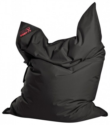 Sitzsack SCUBA BigFoot schwarz 380 l Magma by Sitting Point