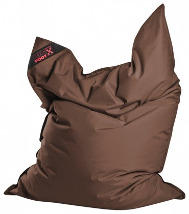 Sitzsack SCUBA BigFoot braun 380 l Magma by Sitting Point