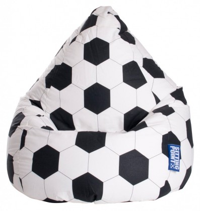 Sitzsack Fussball Beanbag L 120 l Magma by Sitting Point – Bild 1
