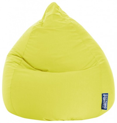 Sitzsack EASY Beanbag XL limone 220 l Magma by Sitting Point
