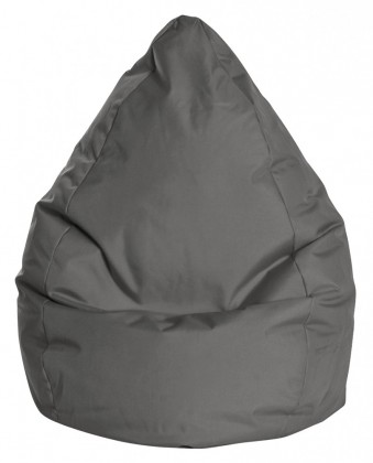 Sitzsack BeanBag BRAVA XXL anthrazit 300l by Sitting Point