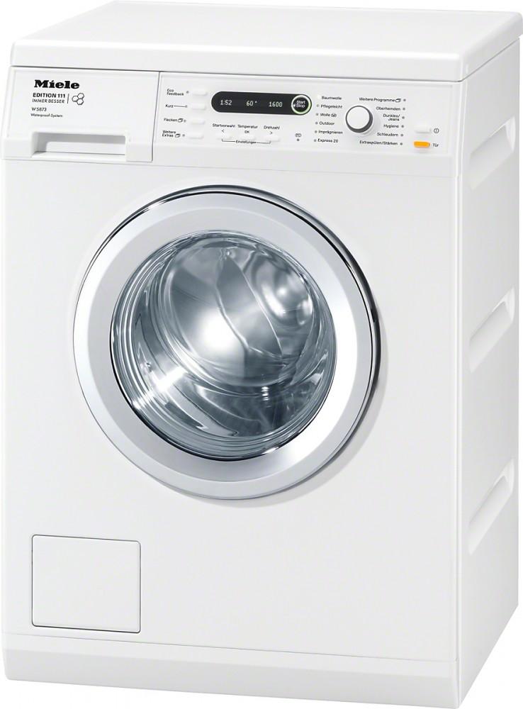 Miele Waschmaschine Frontlader W 5873 WPS 8 kg A+++