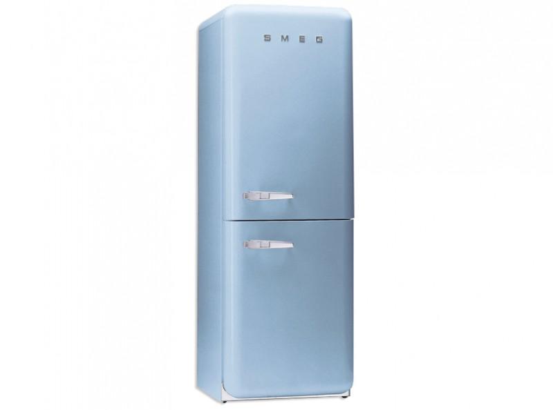 Smeg Standkühlschrank mit Gefrierraum, Retro-Style Pastellblau ... | {Standkühlschränke 0}