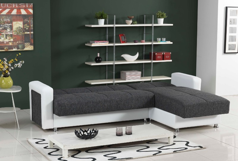 moderne polsterecke l form ecksofa funktionssofa schlafsofa sofa schlafcouch ebay. Black Bedroom Furniture Sets. Home Design Ideas