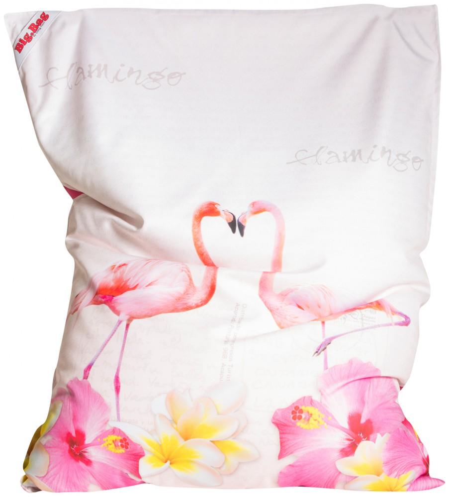 sitzsack brava big bag flamingo pink 380l l magma by. Black Bedroom Furniture Sets. Home Design Ideas