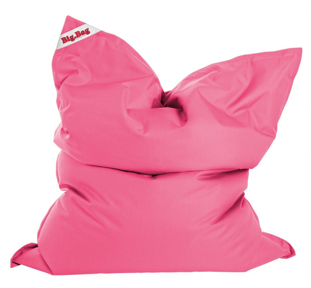 sitzsack magma brava big bag pink 380l l by sitting point. Black Bedroom Furniture Sets. Home Design Ideas