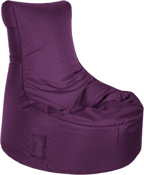 sitzsack scuba swing aubergine 300 l magma by sitting point. Black Bedroom Furniture Sets. Home Design Ideas