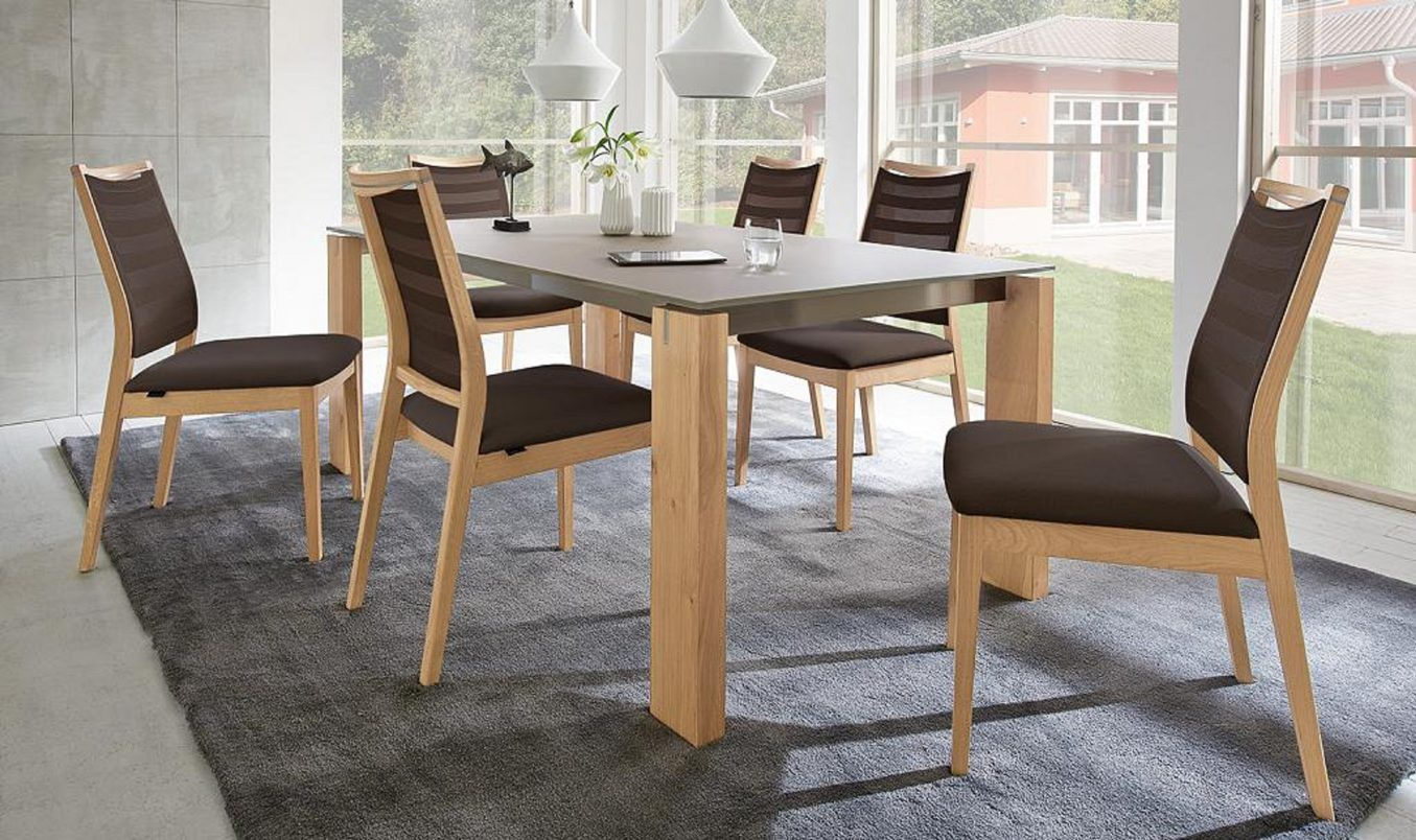 venjakob stuhl antonia 3061 15 tritex wildeiche ge lt. Black Bedroom Furniture Sets. Home Design Ideas