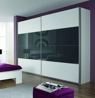 rauch schrnke elegant eiche sonoma hochglanz lava arona falttren trg eiche sonoma hochglanz. Black Bedroom Furniture Sets. Home Design Ideas