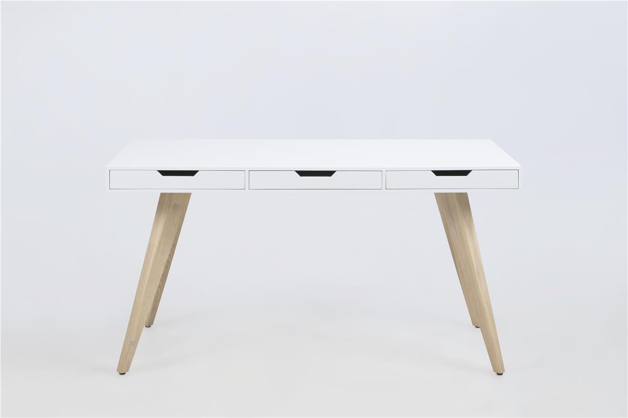 estelle schreibtisch weiss. Black Bedroom Furniture Sets. Home Design Ideas