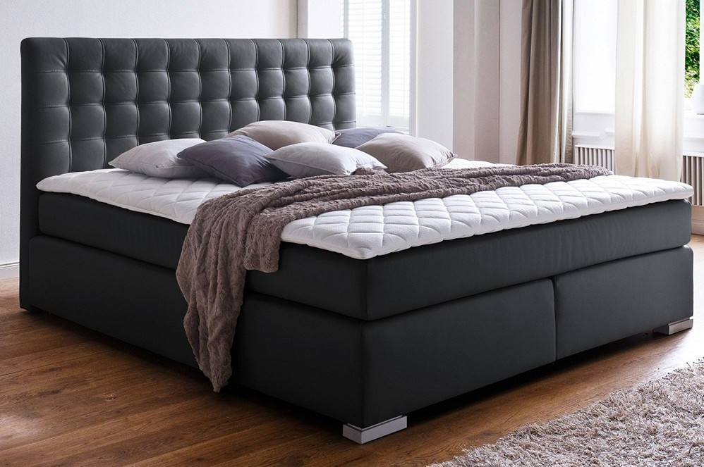 meise isa boxspringbett taschenfederkern. Black Bedroom Furniture Sets. Home Design Ideas