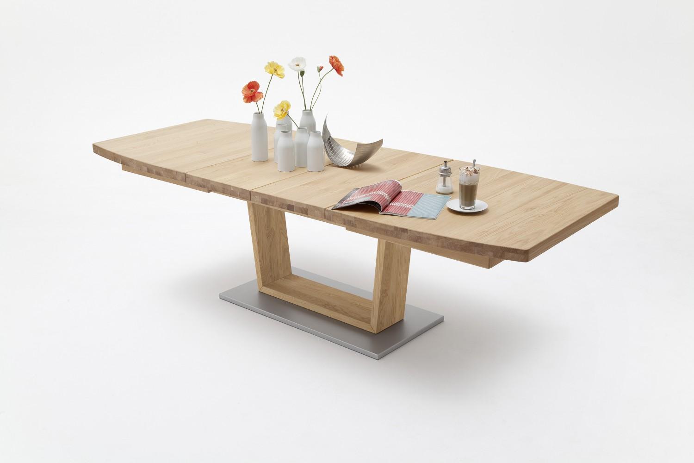 mca fruniture esstisch cantania bootsform b massivholz. Black Bedroom Furniture Sets. Home Design Ideas