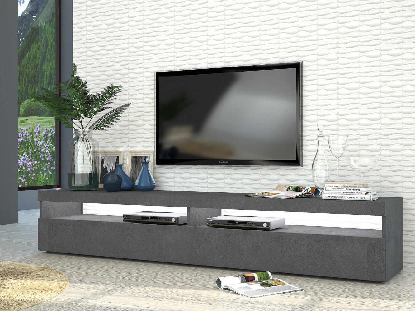 Lovely Good Tv Lowboard With Tv Lowboard
