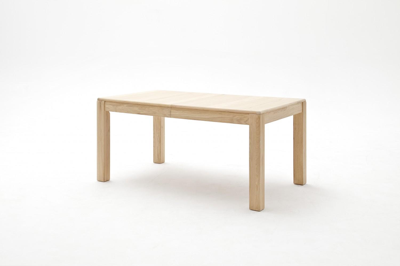Mca furniture esstisch tarragona 160x90cm mit auszug for Mca esstisch