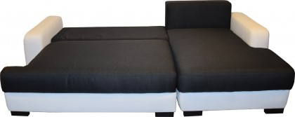 Beta-Line L-Sofa / Eckcouch Oscar mit Bettfunktion  – Bild 2