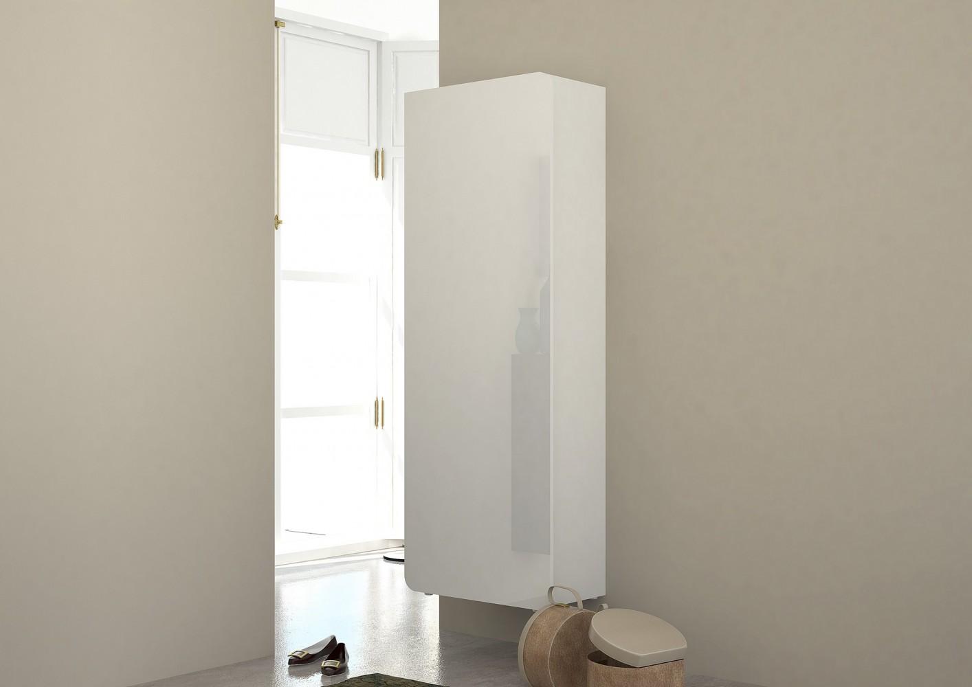 Faszinierend Dielenschrank Modern Foto Von Tecnos-goccia-garderobenschrank-schuhschrank-dielenschrank-kleiderschrank-