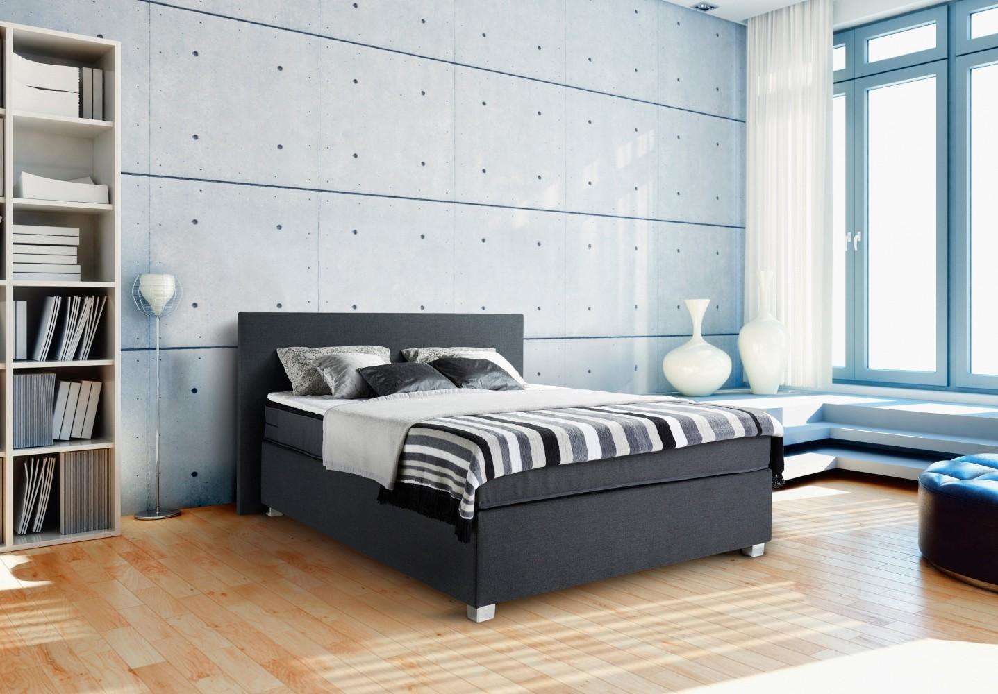 polsterbetten 140x200 machen sie den preisvergleich bei nextag. Black Bedroom Furniture Sets. Home Design Ideas
