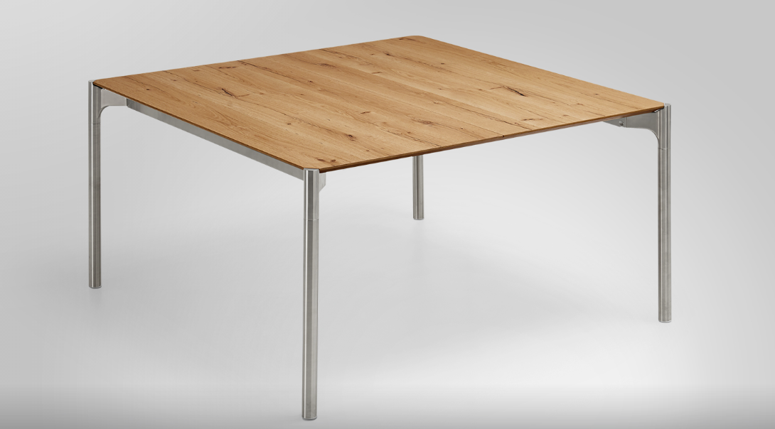 venjakob esstisch et239 mio quadrat. Black Bedroom Furniture Sets. Home Design Ideas