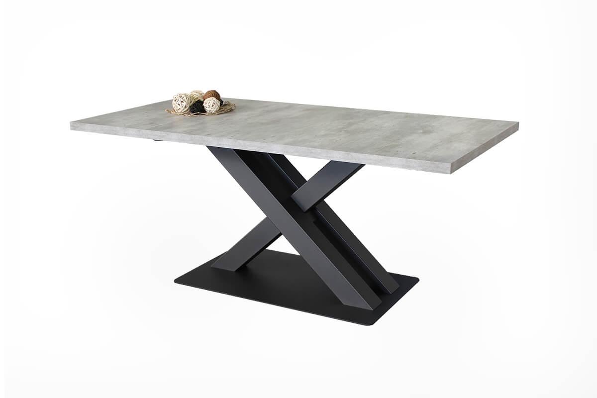 Altacom Esstisch Cortina Beton Optik 180x90 cm Tisch Esszimmertisch ...