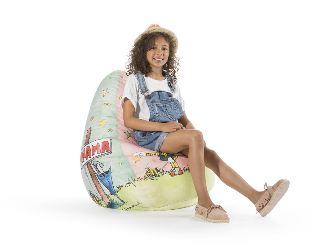 sitzsack sitting point by magma beanbag janosch l 120l. Black Bedroom Furniture Sets. Home Design Ideas