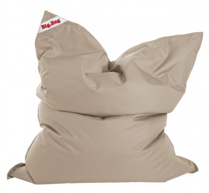 Sitzsack Magma BRAVA Big Bag khaki 300l l by Sitting Point